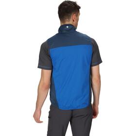 Regatta Lankin III Bodywarmer Vest Men nautical blue/dark denim